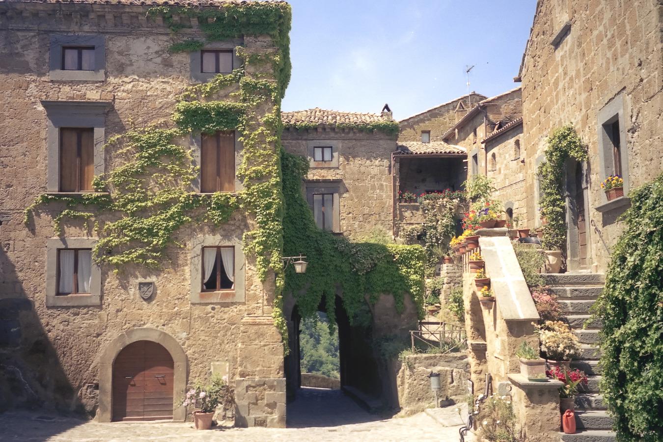 Civita Di Bagnoregio Orvieto Cruise Port Tour Italy