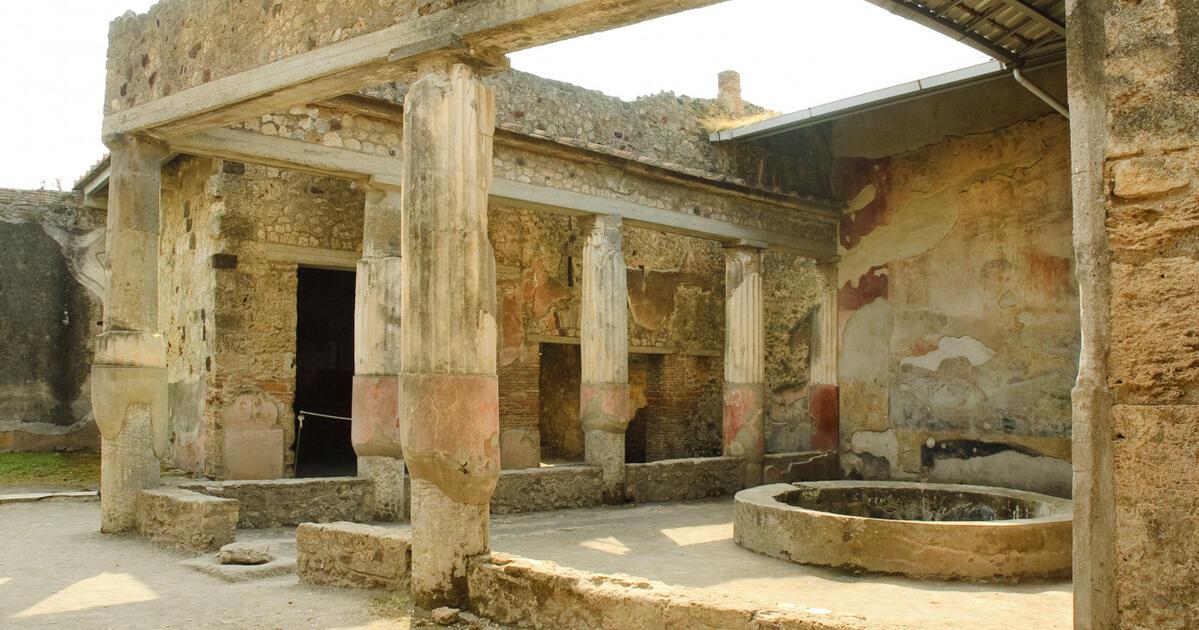 Naples, Herculaneum, Pompeii | Cruise Port Tour | Italy